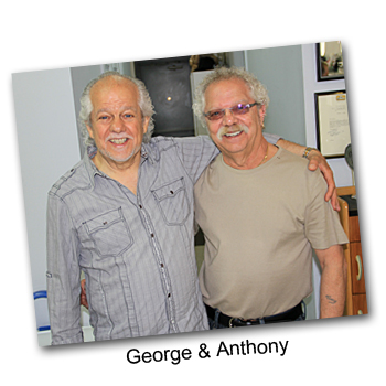 George and Anthony